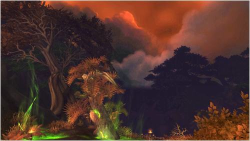 The Tanaan Jungle
