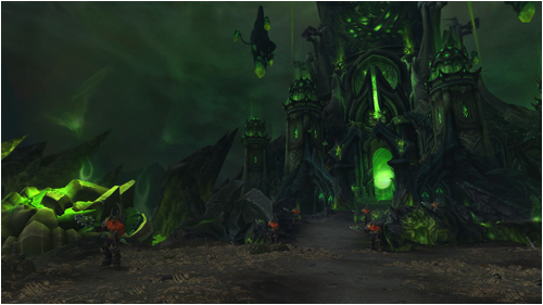 The Tomb of Sargeras